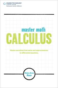 cover image - Master Math: Calculus