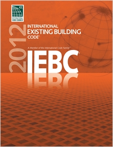 cover image - 2012 International Existing Building Code