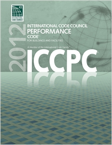 cover image - 2012 ICC Performance Code for Buildings and Facilities