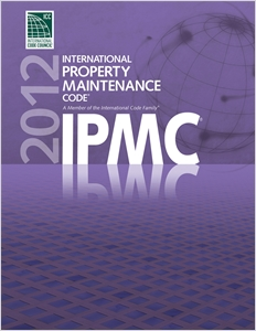 cover image - 2012 International Property Maintenance Code