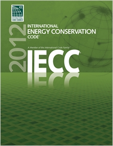 cover image - 2012 International Energy Conservation Code