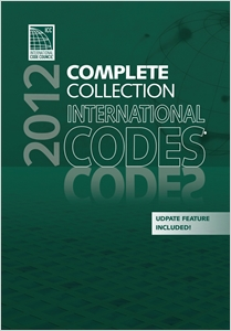 cover image - 2012 International Codes Complete Collection (PDF CD)  - Single Seat