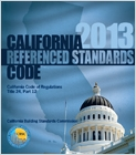 cover image - 2013 California Referenced Standards Code, Title 24 Part 12