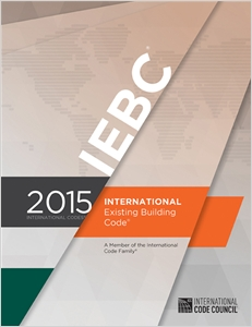 cover image - 2015 International Existing Building Code®
