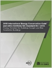 cover image - 2015 International Energy Conservation Code with ASHRAE Standard