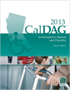 cover image - CalDAG 2013: An Interpretive Manual and Checklist