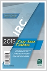 cover image - 2015 International Residential Code® Turbo Tabs for Paper Bound Edition