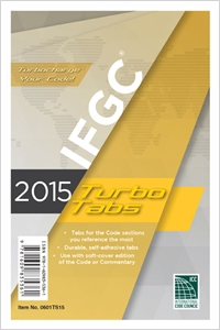cover image - 2015 International Fuel Gas Code® Turbo Tabs for Soft Cover