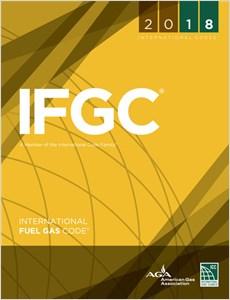 cover image - 2018 International Fuel Gas Code® Turbo Tabs, Loose-leaf Version