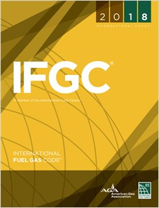 cover image - 2018 International Fuel Gas Code® Loose-leaf Version