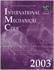 cover image - International Mechanical Code 2003