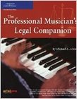 cover image - The Professional Musician's Legal Companion