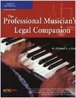 cover image - The Professional Musician's Legal Companion