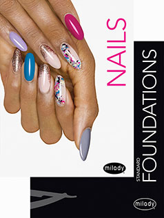cover image - Milady Standard Nail Technology with Standard Foundations