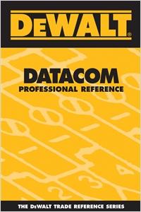 cover image - DEWALT® Datacom Professional Reference