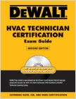 cover image - DEWALT® HVAC Technician Certification Exam Guide