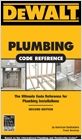 cover image - DEWALT® Plumbing Code Reference