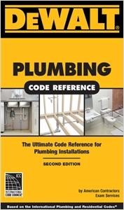 cover image - DEWALT® Plumbing Code Reference