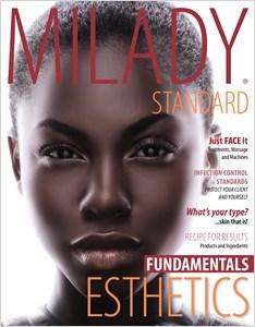 cover image - Milady Standard Esthetics, Fundamentals