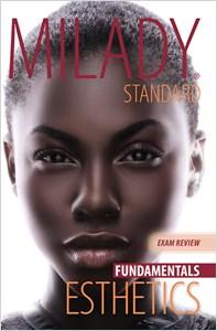 cover image - Exam Review for Milady Standard Esthetics: Fundamentals