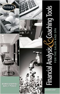 cover image - Financial Analysis and Coaching Tools for the Salon and Spa (Online Version)