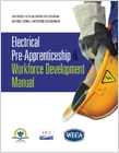 cover image - Electrical Pre-Apprenticeship and Workforce Development Manual