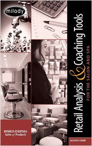 cover image - Retail Analysis and Coaching Tools for the Salon and Spa (Online Version)