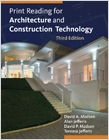 cover image - Print Reading for Architecture and Construction Technology with Premium Website Printed Access Card