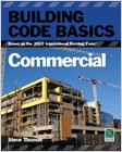 cover image - Building Code Basics, Commercial; Based on the International Building Code