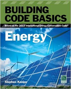 cover image - Building Code Basics: Energy, Based on the International Energy Code