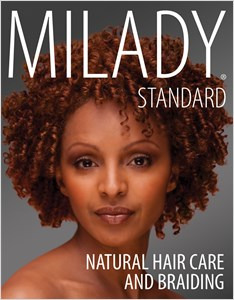 cover image - Milady Standard Natural Hair Care & Braiding