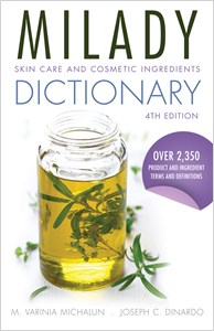 cover image - Skin Care and Cosmetic Ingredients Dictionary