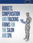 cover image - Budgets, Compensation and Tracking Forms for the Salon and Spa