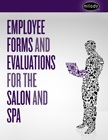 cover image - Employee Forms and Evaluations for the Salon and Spa