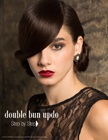 cover image - Double Bun Updo with Carlos Cintron (Video & Step-by-Step PDF)