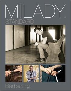 cover image - Milady Standard Barbering