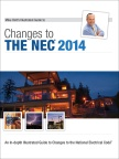 cover image - eBook for Mike Holt's Illustrated Guide to Changes to the NEC 2014