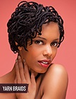 cover image - Yarn Braids (Video and Step-by-Step PDF)