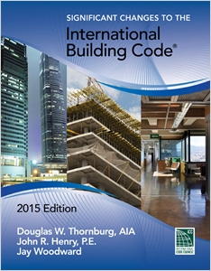 cover image - Significant Changes to the International Building Code, 2015 Edition