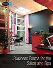 cover image - Business Forms For The Salon and Spa Package