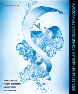 cover image - Refrigeration and Air Conditioning Technology