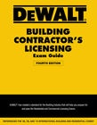 cover image - DEWALT® Building Contractor's Licensing Exam Guide: Based on the 2015 IRC & IBC