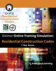 cover image - Delmar Online Training Simulation: Residential Construction Codes, 2 terms (12 months) Instant Access