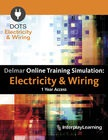 cover image - Delmar Online Training Simulation: Electricity & Wiring, 2 terms (12 months) Instant Access