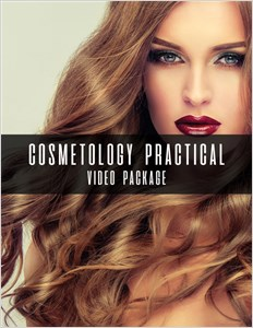 cover image - Student Cosmetology Video Package