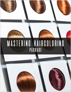 cover image - Mastering Haircoloring Package
