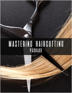 cover image - Mastering Haircutting Package