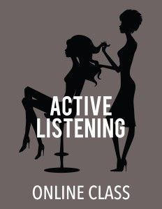 cover image - Active Listening (Online Class)