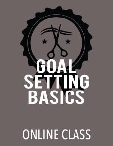 cover image - Goal Setting Basics (Online Class)