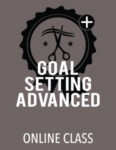 cover image - Goal Setting Advanced (Online Class)